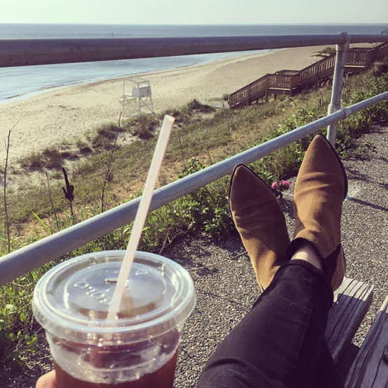 Coffee, Shoes & Sunshine