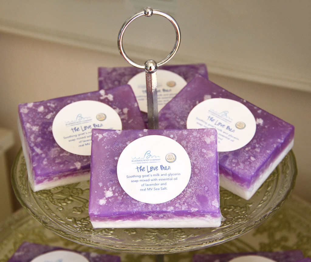The Love Bar Goat's Milk Soap
