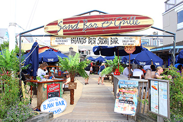 The Sand Bar & Grille