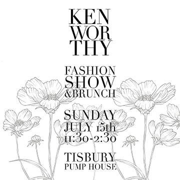 KENWORTHY Fashion Show + Brunch